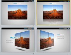 Shapes - MegaScreen 2x2