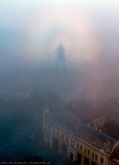 The mysterious Spectre of Veszprem