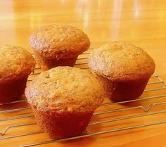 One Perfect Bite: Carrot Muffins