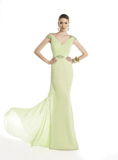 Vestidos de fiesta de Pronovias 2014 #vestidos #invitadas #boda Gown, attire,evening dress,night dress