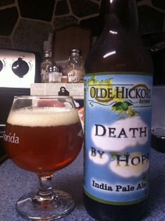 Olde Hickory Death By Hops ----  Hickory, NC