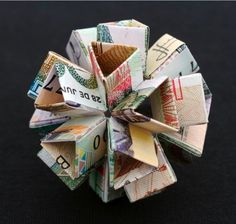 Crafts Made With Money