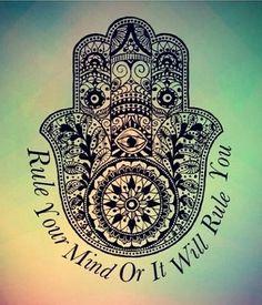 Rule your mind. #zen #quotes