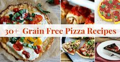 The BEST Grain Free Pizza Recipes