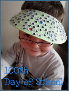 100+ 100th Day of School Activities from http://binspiredmama.blogspot.com