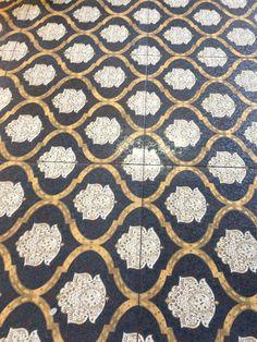 Decorative Tile Floors