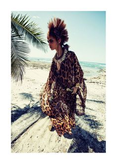 Once Were Warriors | Rianne ten Haken | Petrovsky & Ramone #photography | Vogue Netherlands May 2012 | #bohemian #boho #hippie #gypsy