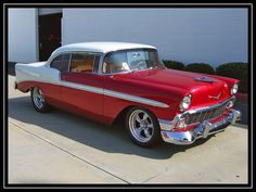 1956 Chevrolet Bel Air.  If money were no object....