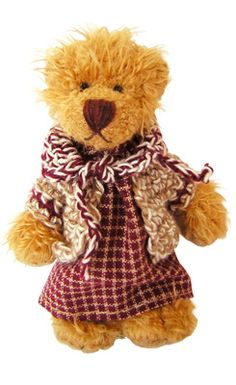 Mrs. Teddy Bear