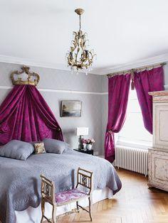 brilliant bed room.