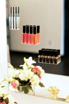 ways to organize makeup
