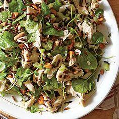 Chicken Salad with Wild Rice | MyRecipes.com