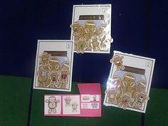 Gingerbread Man free printable mini book