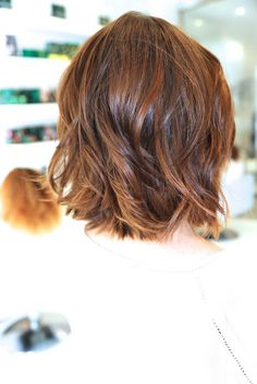 Box No. 216. i like the layers in back. Makes  me want short hair again.