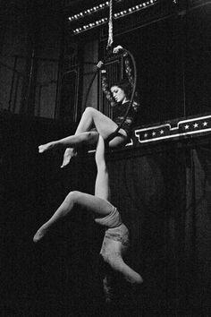 aerial hoop duo ~
