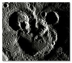 mickeymous, mice, planet, mickey mouse, space, disney, mercuri, hidden mickey, mercury