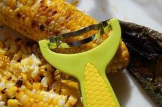 Chef Meg's Charred Corn and Poblano Tostadas