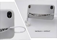 Feed Me (Nom Nom) iPhone Case
