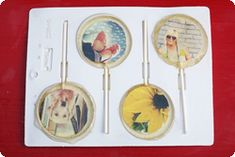 DIY: How to Make Photo Lollipops