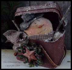 Prim Christmas.
