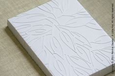 Leaf pattern good to do on the Cricut