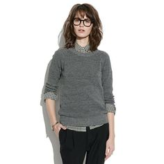 Madewell Bridgeview Pullover