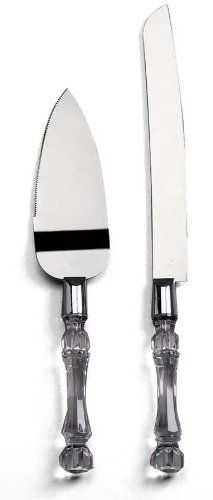 Darice 35745, Knife and Server Set, Faux Crystal Darice http://www.amazon.com/dp/B0018M8H04/ref=cm_sw_r_pi_dp_0Fboub19BB44P