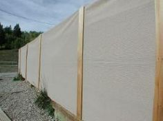 Ugly Fence Coverups On Pinterest Metal Fences Fencing