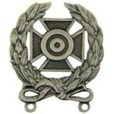 Army Expert Marksman Pin