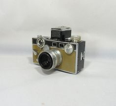 Vintage Camera  Argus C3 Camera  1959 by FeedYourSoulThreads, $60.00