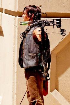 Daryl Dixon. Season 5.