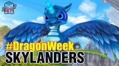 Skylanders DRAGON WEEK Whirlwind #skylanders #dragonweek #toys #collecting