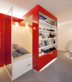 Crazy Creative Nap Room!