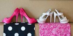 Kristina's wedding shoes