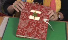 Holiday Scrapbook with Chapters | Sandi Genovese