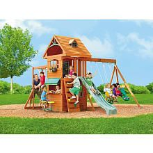 "Ridgeview Clubhouse Deluxe - Big Backyard - Toys ""R"" Us $899 sale699"