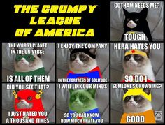 The Grumpy League of America