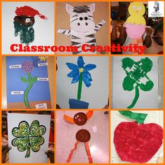 Creativity and art in the Common Core classroom!