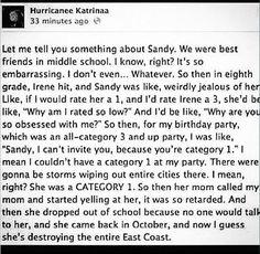 hurricane mean girls