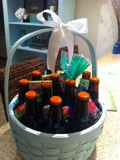 Manly Easter Basket