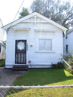 shotgun houses   ... Place in the Urban Space: Shotgun houses, photos from Louisville