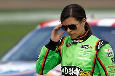 Danica Patrick leaves wreck-marred Daytona with valuable experience. Written by Rebecca Kivak.  (Photo credit: Todd Warshaw/Getty Images for NASCAR)