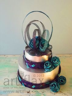 Wedding Cake Decorations Nz : For the love of CAKE on Pinterest Cake Toppers, Flower ...