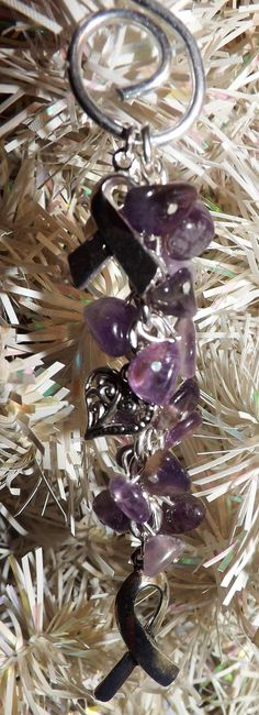 Epilepsy Awareness Ornament