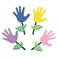 maybe we could set up a craft table. assuming theirs room. We could get construction paper and popsicle sticks and have the kids make hand print flowers for their moms (Mother's Day will be the next holiday after the Relay) @Lacey McKay Eder