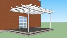 small backyard pergola ideas | Pergola design | HowToSpecialist - How to Build, Step by Step DIY ...