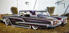 Larry Watson's 1958 Ford Thunderbird