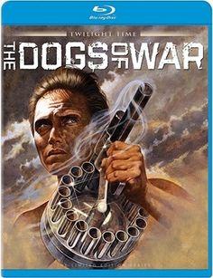 The Dogs of War - Blu-Ray (Twilight Time Region Free) Release Date: September 9, 2014 (Screen Archives Entertainment U.S.)
