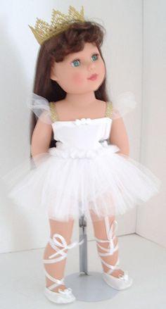 Princess Ballerina by MyGirlClothingCo on Etsy, $32.00