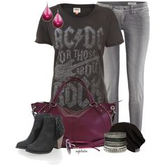 """""I'm With the Band"" Contest"" by angkclaxton on Polyvore"